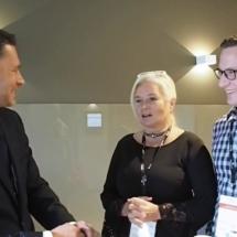 I Ogólnopolski Turniej Negocjacyjno-Mediacyjny dla biznesu - Wywiad z Barbarą i Matteo z ABB