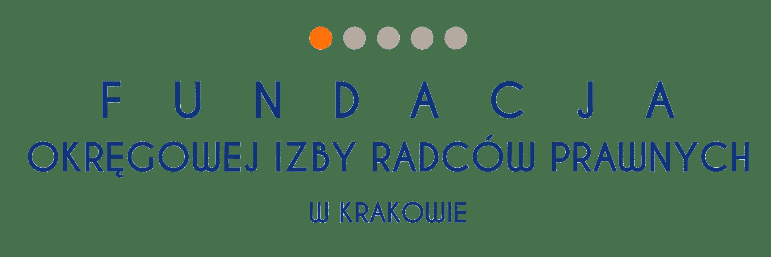 Fundacja Okręgowej Izby Radców Prawnych w Krakowie